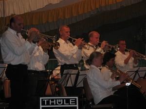 2007 - Konzert mit den Belgiern